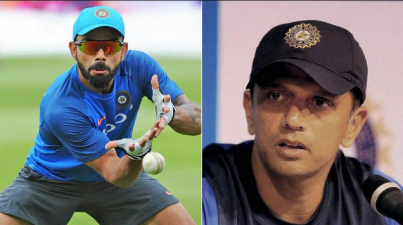 Rahul Dravid feels that the Yo-Yo test should not be made mandatory to the junior cricketers.(Photo: AP / PTI)