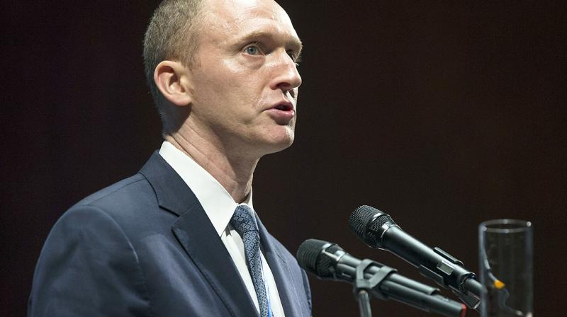 Carter Page told the committee in a closed-door hearing that he was an unpaid volunteer on Trump's initial foreign policy advisory team, never met or spoke directly to Trump, and had no inappropriate contacts in Russia. (Photo: AP)