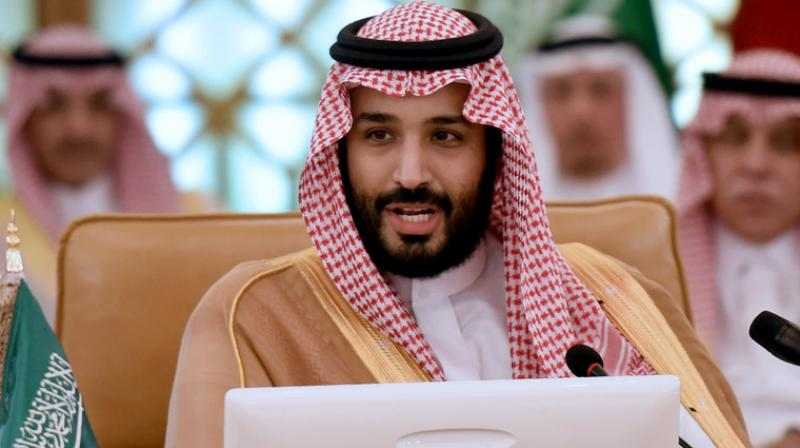 With the purge, which analysts describe as a bold but risky power play, Crown Prince Mohammed bin Salman appears to have centralised power to a degree that is unprecedented in recent Saudi history. (Photo: AFP)
