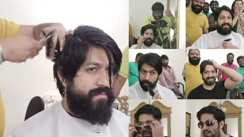 A Close Shave For Yash