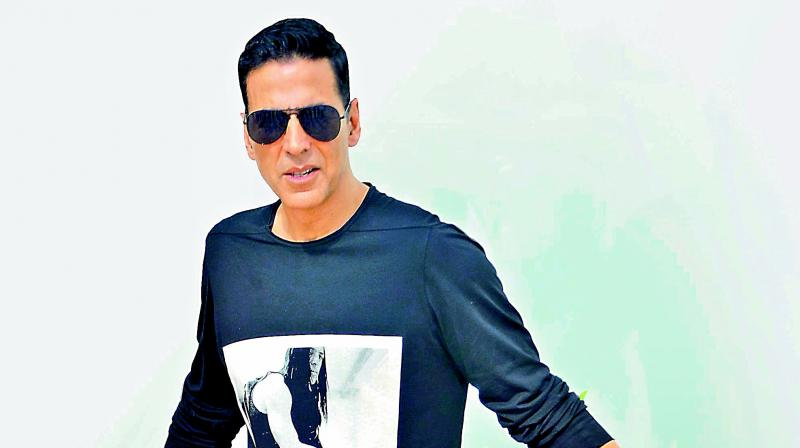 Sena trains gun on Akshay Kumar, asks why rest of Bollywood is silent - Deccan Chronicle