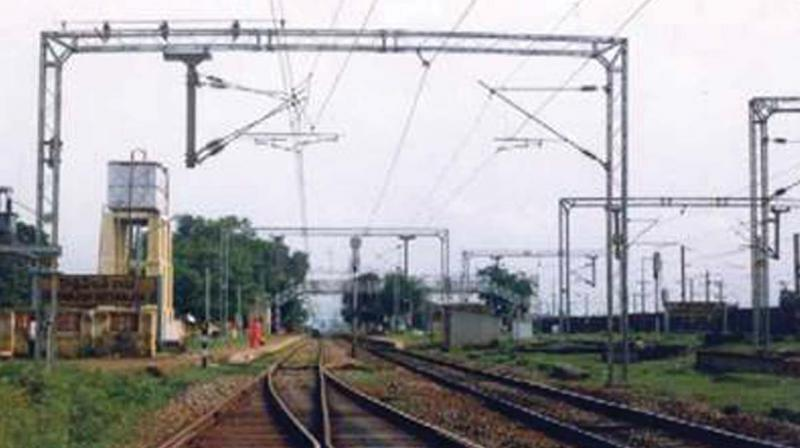 With MMTS-II extending existing services, it is expected that journey time would also be reduced on the Lingampally-Patancheru and BHEL-Patancheru routes. (Representational Image)