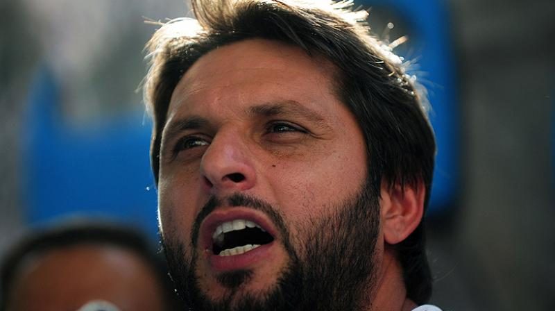 Shahid Afridi said that the Pakistani bowlers will have to bring their A game to the field against a formidable Indian batting unit led by captain and star batsman Virat Kohli. (Photo: AP)