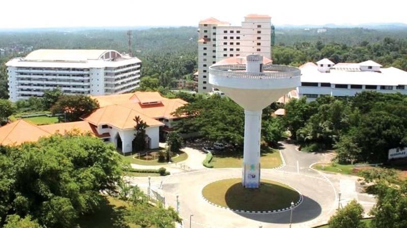 Technopark campus. —(DC FILE)
