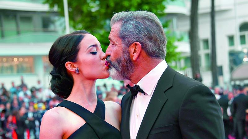 The 60-year-old Mel Gibson has been dating  26-year-old Rosalind Ross since two years.