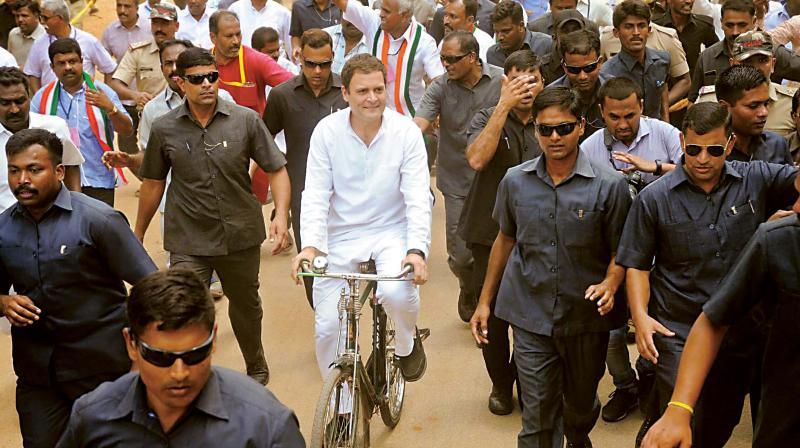 Modi denied theory of hunga assembly in Karnataka
