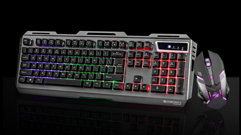 1d0c150fb0a The Transformer set of gaming combo of keyboard and mouse is available at a  price of