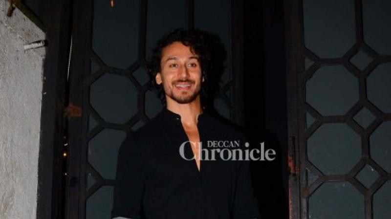 SOTY2: Tiger Shroff is the best student and THIS is the proof