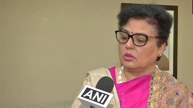 Rekha Sharma, NCW chairperson said, 'We've asked explanation from Rahul Gandhi for why he said, what he said on Wednesday in tweets.' (Photo: ANI | Twitter)