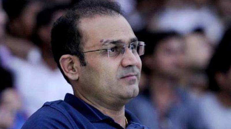 Virender Sehwag, who has played 104 Tests and 251 One-day Internationals, though felt the Virat Kohli-led side needed Dhoni at the moment.(Photo: PTI)