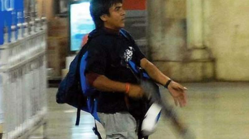 Ajmal Kasab, the only terrorist caught alive by the police was one of the four militants carrying out the gunfire inside the railway station. (Photo: AFP)