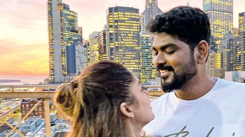From temple visits to romantic posts on instagram, Vignesh Shivan and Nayanthara are  breaking the boundaries in K'town with their infectious love and warmth.