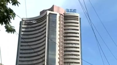 Domestic equity benchmark BSE Sensex registered a biggest single session gain in the last 10 years.