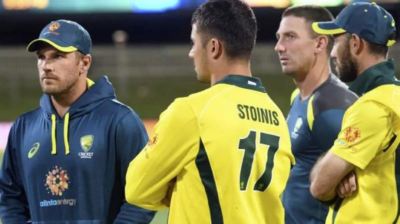 After a miserable run of form this year, Cricket Australia are determined the players' key focus is on defending their one-day title (ICC World Cup) ahead of an Ashes series against England. (Photo: AFP)