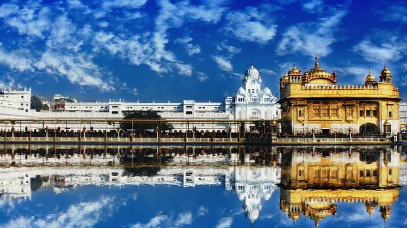 Spiritual destinations in India for those seeking inner peace. (Photo: Pixabay)