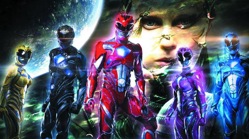 Mighty Morphin Power Rangers Movie Review
