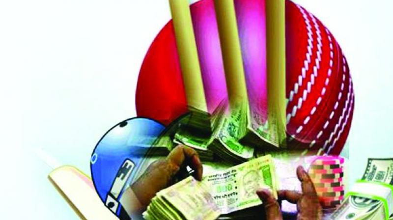 Sanghvi is allegedly a partner of bookie Sonu Jalan alias Sonu Malad, who was arrested in the betting case.