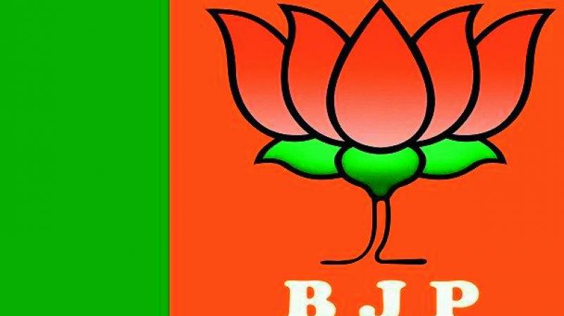 BJP core panel to plan for Telangana civic polls