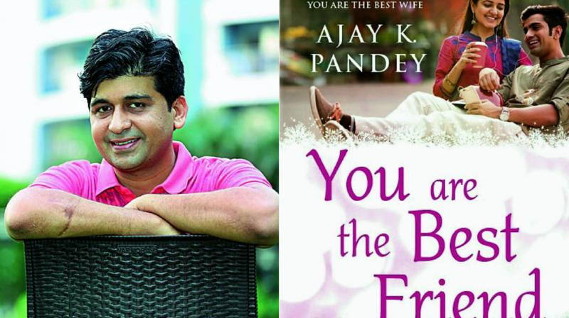 I Found Solace In Pen And Paper Ajay Pandey