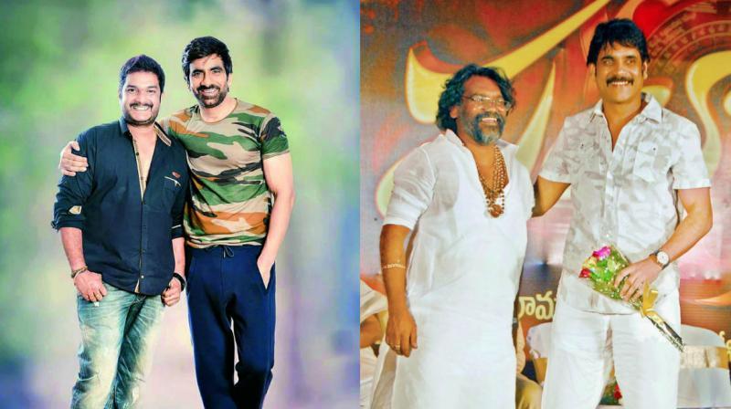 Telugu Actor Ravi Teja Family Photos Vinnyoleo Vegetalinfo