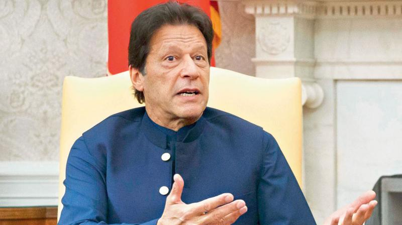 No trade with India under present situations: Pak PM Khan