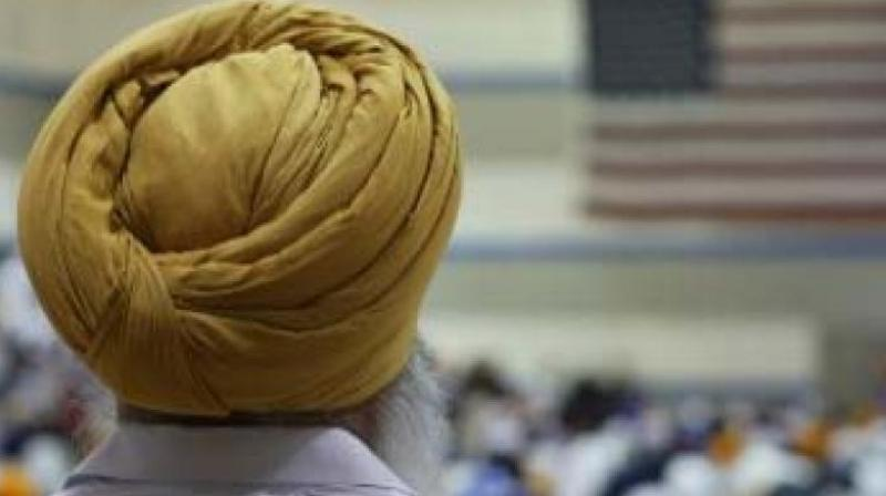 """A man born with a religious bent of mind received khande-di-pahul (baptism) to be a member of the Khalsa and was duly initiated as Bhagvan Singh. He was a very humble person and truly following the tenets of Sikhism, would see divine light in all human beings and address them as """"Maharaj"""". (Photo: Representational Image/AP)"""