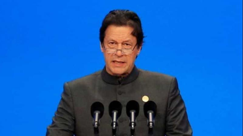 The MEA's comments came a day after Pakistan Prime Minister Imran Khan said he will not allow Pakistani soil to be used for terror. (Photo:AP)