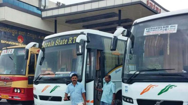 Now the management has decided to reschedule all super fast services on the lines of successful low-floor 'Chill Buses' so as to avoid them operating in a convoy and to cater to passengers.