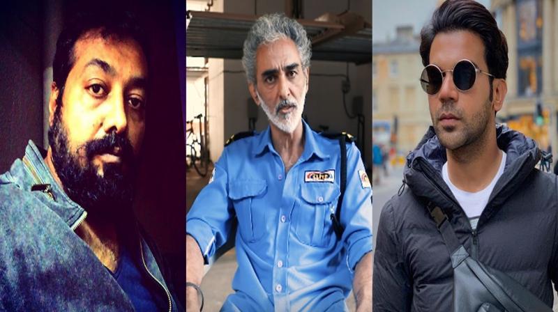 Anurag Kashyap, Rajkummar Rao support Savi Sidhu. (Photo: Instagram/YouTube - Film Companion Hindi)
