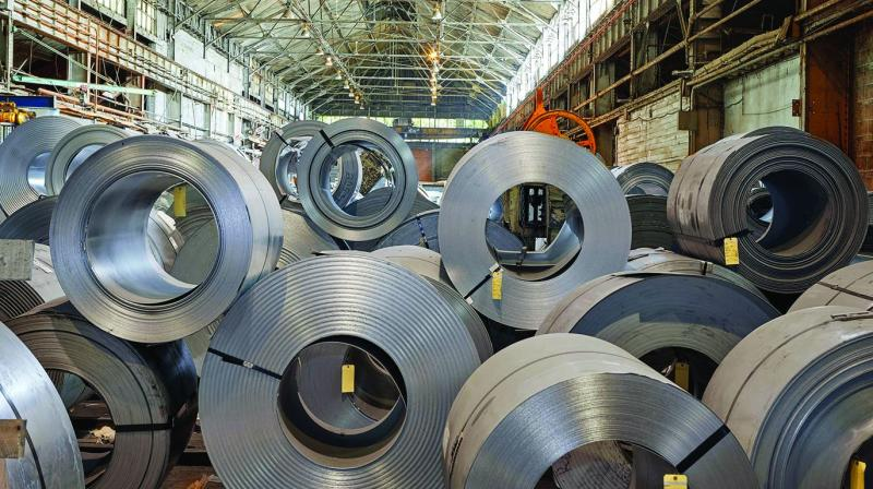 Meanwhile, going by the recent ICRA report, global steel production growth during 4M CY2019 stood at 4.8 per cent, largely supported by a healthy growth registered by China.