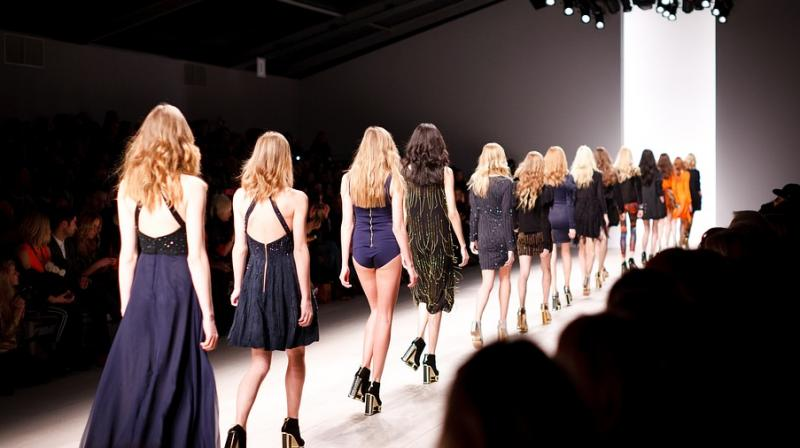Fashion critic says people who weigh more than 60kgs shouldn't attend catwalk shows. (Photo: Pixabay)