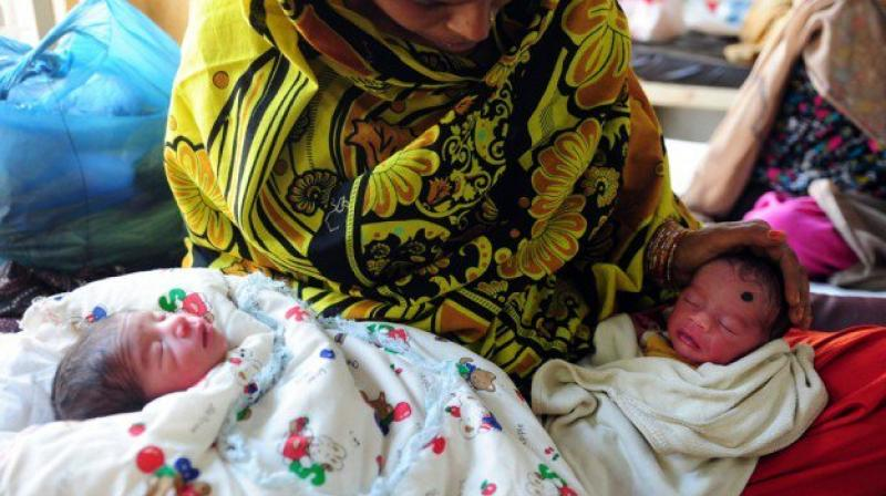 Babies Born In Pakistan, Afghanistan Face 'Alarming' Death Risk, UNICEF Says