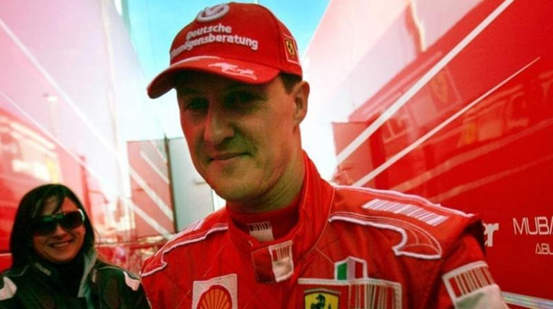 Schumacher in Paris hospital for secret treatment