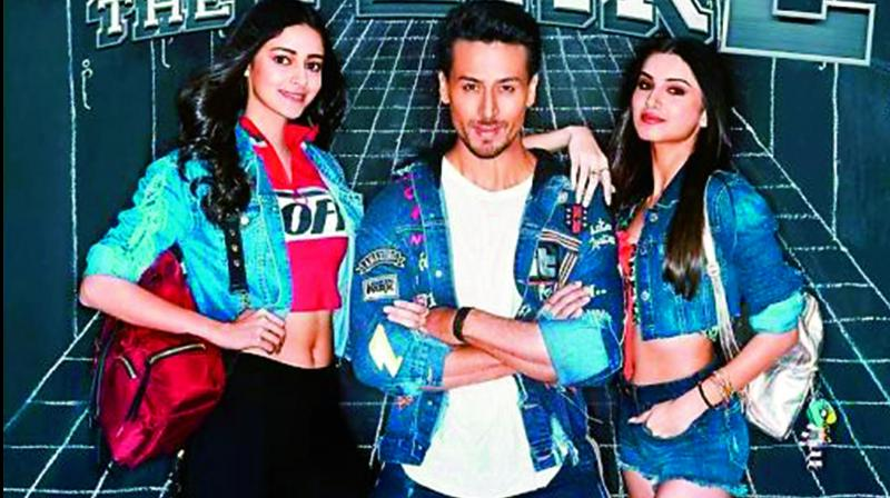 Karan Johar's Student of the Year 2, starring Tiger Shroff, Ananya Pandey and Tara Sutaria, pictures a world of elitist education where students drive in to campus on Porsches and leave with two girlfriends.