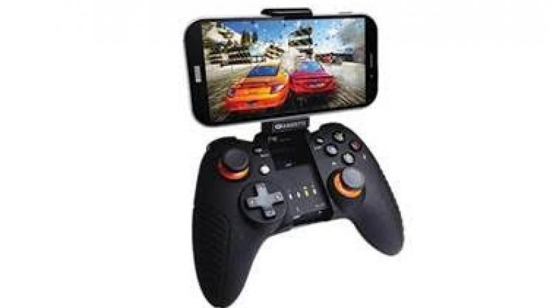 The mobile touch screens are not able to do justice to the gaming experience and to make it more real, tech companies are now launching the range of gaming devices and controllers every day.