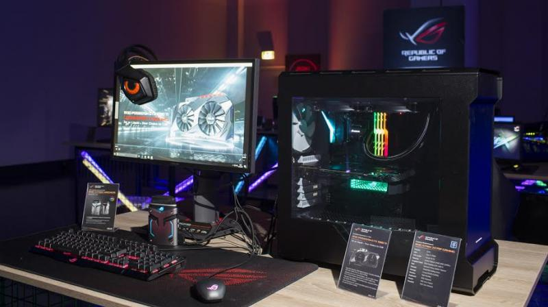 ASUS Republic of Gamers announces latest gaming lineup
