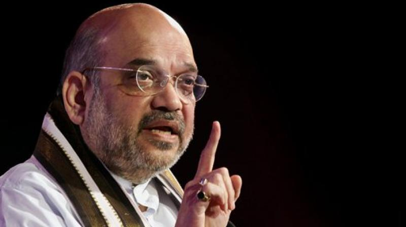 Shah also asserted that India has become the fastest growing economy in the world, due to the saffron party's decisive and the transparent ideology. (Photo: PTI | File)