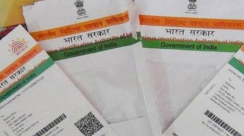 Govt extends deadline for linking Aadhaar with welfare schemes to June 30