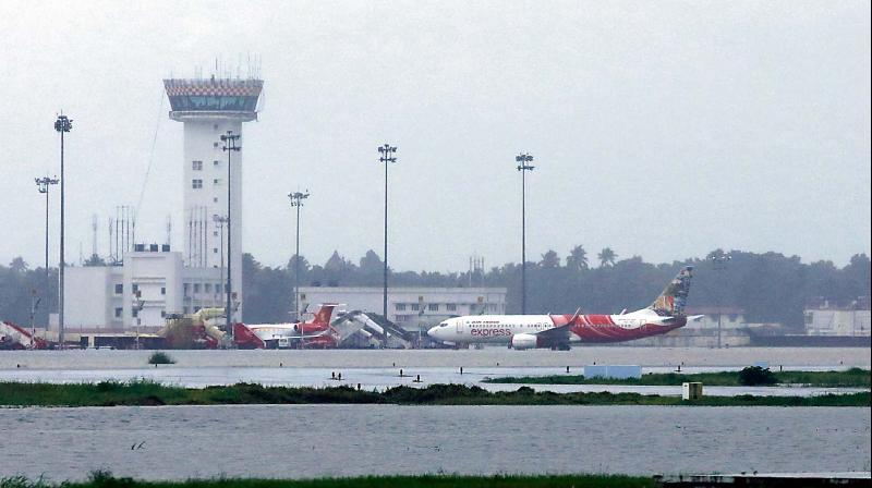 kochi airport to reopen on august 29, navy ends rescue operations in