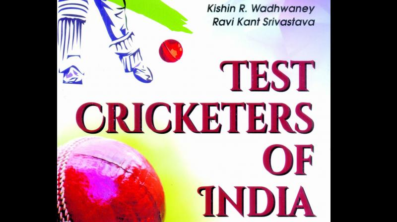 Test Cricketers of India  by Kishin R. Wadhwaney and Ravi Kant Srivastava  Sports Educational Technologies, Daryaganj, New Delhi.