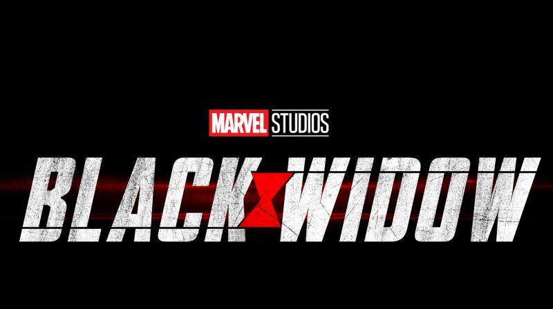 Black Widow poster.