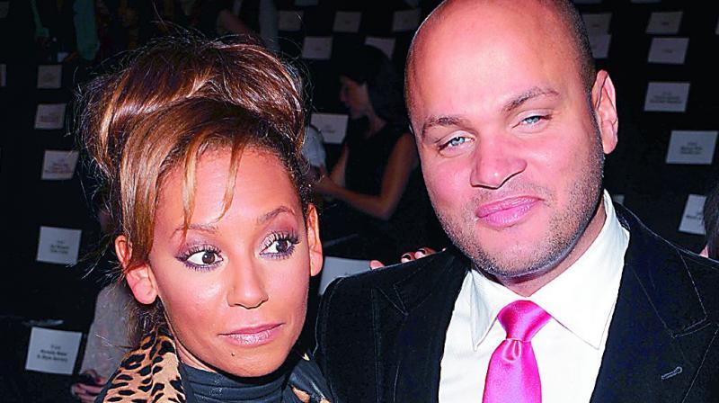 Former Spice Girl Mel B and Stephen Belafonte formally divorced