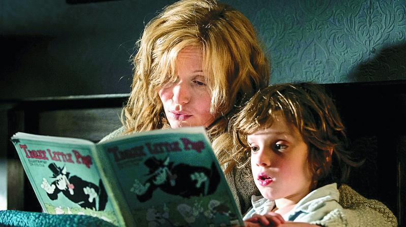 A still from the film Babadook