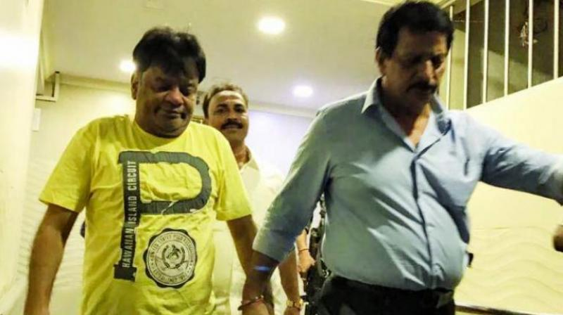 The Thane anti-extortion cell (AEC) on Monday apprehended Iqbal Kaskar, younger brother of wanted criminal Dawood Ibrahim. (Photo: File)