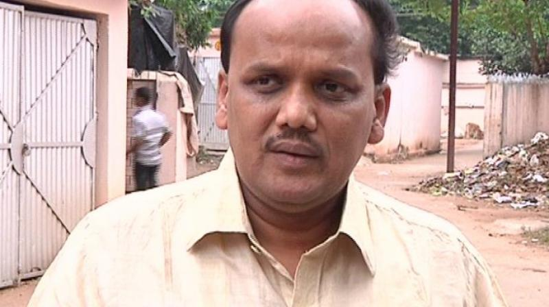 BJD MLA Pravat Ranjan Biswal and his wife Laxmi Bilasini Biswal were under CBI scanner for over four years over a land deal with the dubious firm. (Photo: DC)
