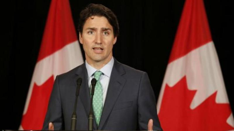 Canadian Prime Minister Justin Trudeau, trying to retain power after scandals dimmed his image, on Friday said he was fighting for every vote in an election next week and conceded his main rival could win. (Photo: File)