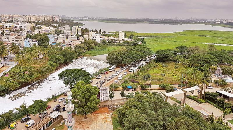 In 2016, the BDA decided to hand over  60 lakes to the BBMP saying it did not have the funds for their upkeep, but  this does not appear to have helped  matters any.