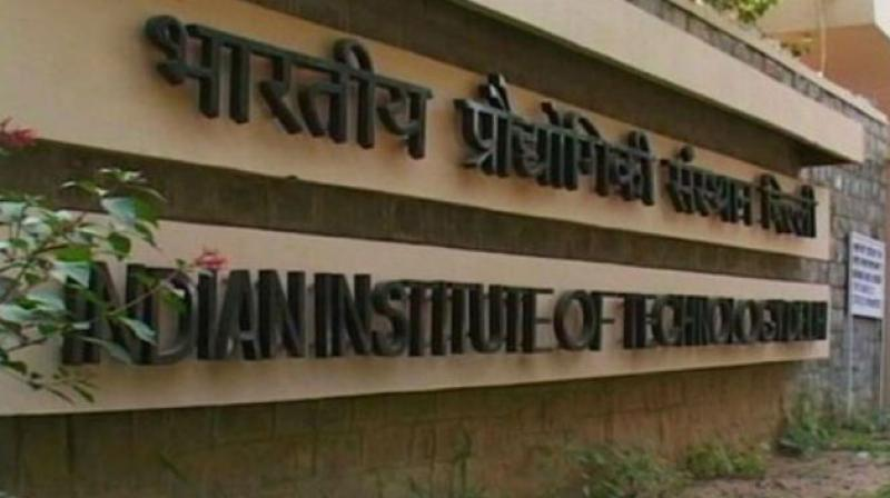Indian Institute of Technology (IIT) Delhi. (File photo)
