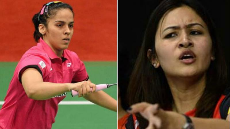 Jwala Gutta takes a dig at Saina Nehwal's IOA outburst over father's accommodation