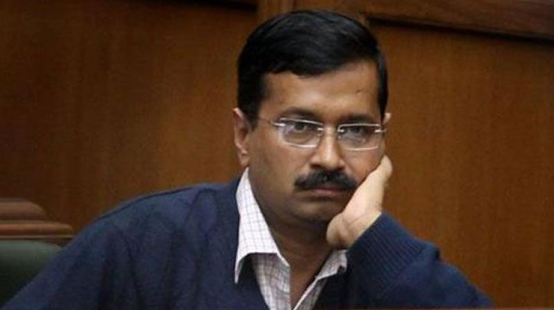 Delhi Chief Minister and Aam Aadmi Party chief Arvind Kejriwal (Photo: PTI/File)